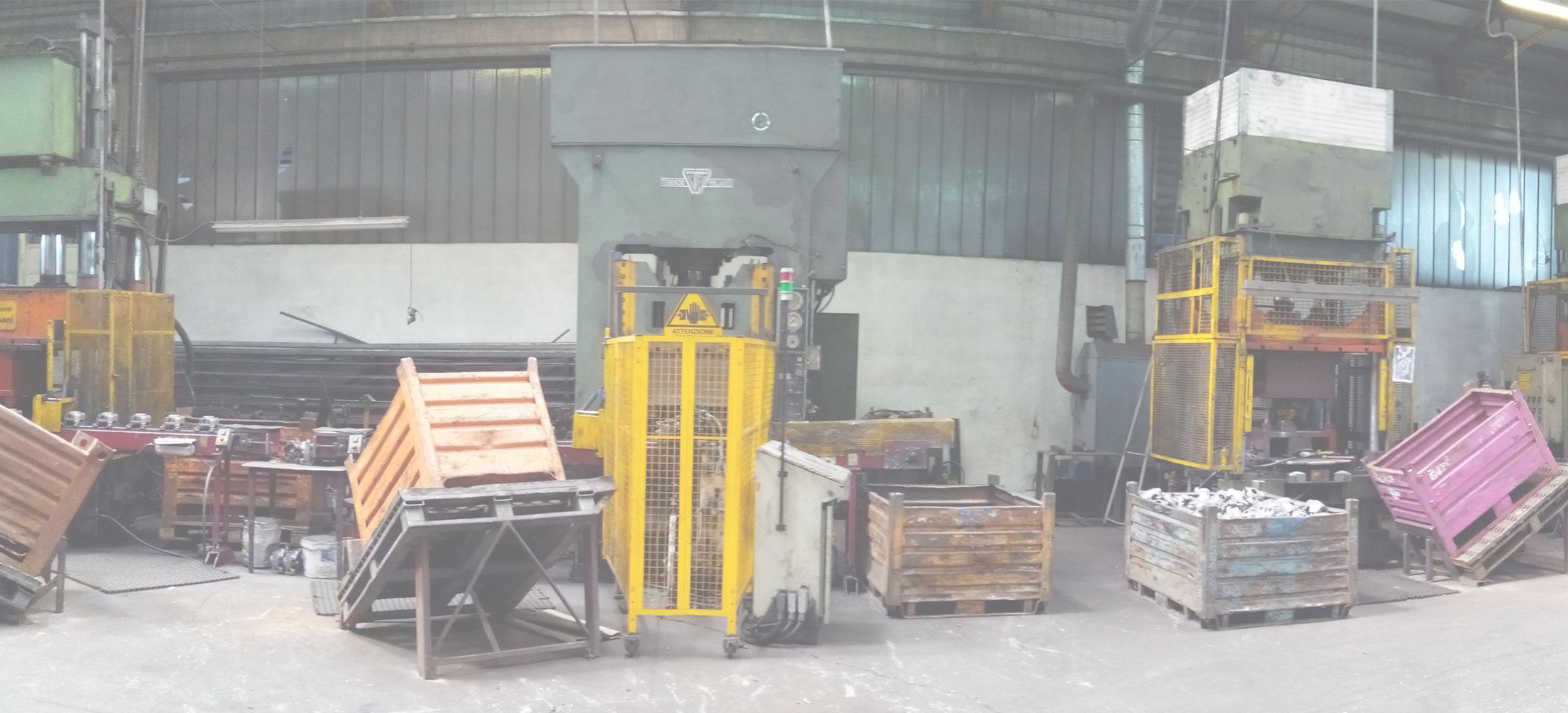 Ditta metalmeccanica - Annone Veneto - Venezia - Turcolin Fioravante
